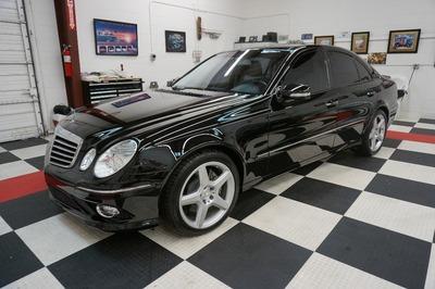 used 2009 mercedes benz e550 sport 5 5l at roadsport. Black Bedroom Furniture Sets. Home Design Ideas