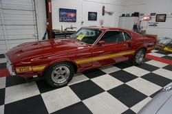 1969 Ford Shelby GT350 Shelby GT350