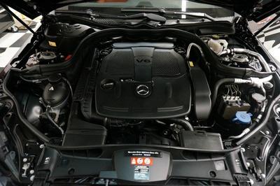 2014 Mercedes-Benz E-Class E350 Luxury