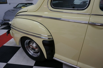 1947 Mercury 2dr Club Coupe Club Coupe