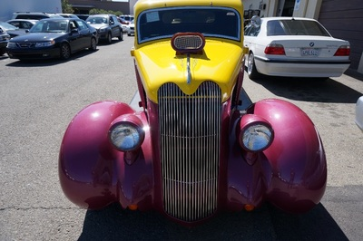 1936 Plymouth 2 door Coupe HOT ROD Hot Rod