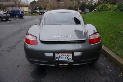 used 2007 porsche cayman s at roadsport. Black Bedroom Furniture Sets. Home Design Ideas