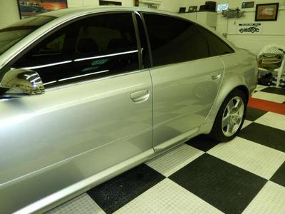 2001 Audi A6 Sport Wide Body 4.2 Quattro AWD