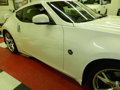 2012 Nissan 370Z Sport Package