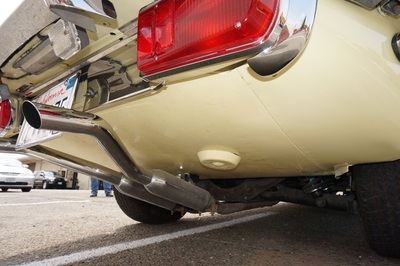 1969 Jaguar XKE 4.2 Series II 4.2 Series II