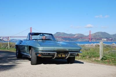 1966 Chevrolet Corvette Hard Top Convertible