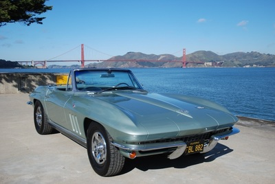 1966 Chevrolet Corvette Hard Top Convertible