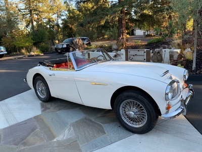 1967 Austin-Healey 3000 MK III PHASE II ROADSTER