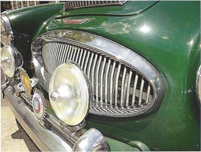 1965 Austin-Healey Sebring 3000 CV