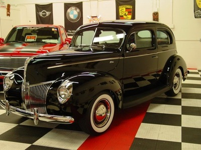 Carfax Report Cost >> Used 1940 Ford Ford Deluxe 2 door Sedan Deluxe at Roadsport