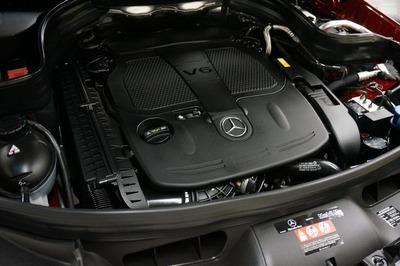 2013 Mercedes-Benz GLK-Class GLK350
