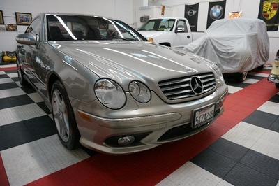 2003 Mercedes-Benz CL-Class 5.0L