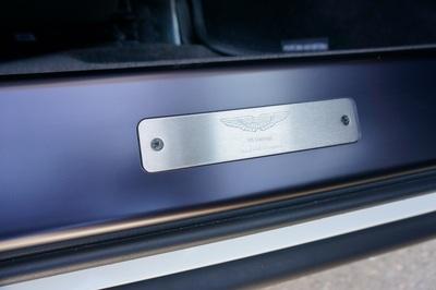 2008 Aston Martin Vantage Roadster