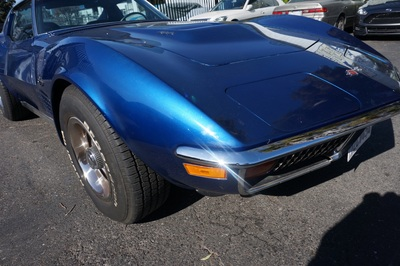 1972 Chevrolet Corvette Stingray