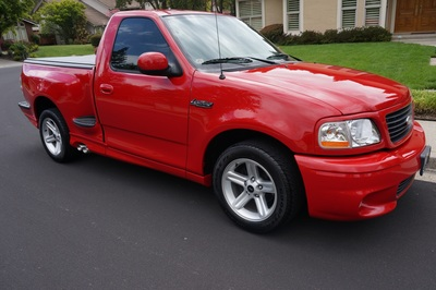 2003 Ford F-150 SVT Lightning