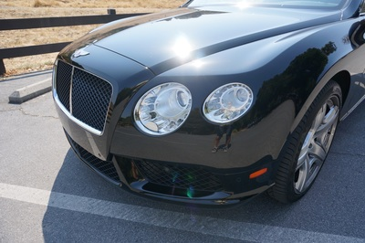 2013 Bentley Continental GT V8 V8 Twin Turbo