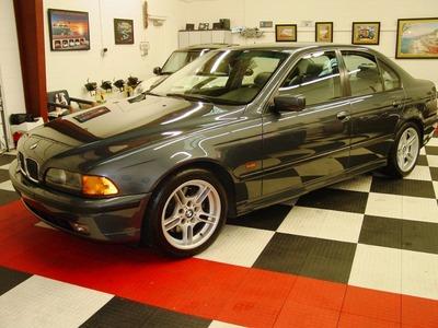 2000 BMW 540i 540iA