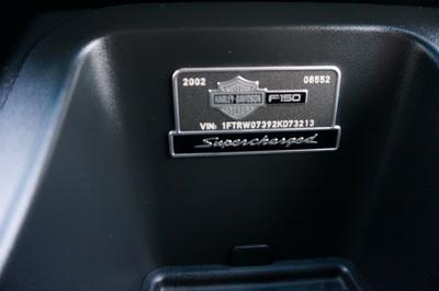 2002 Ford F-150 Harley Davidson - Lightning