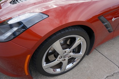 2015 Chevrolet Corvette Z51 3LT