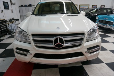 2012 Mercedes-Benz GL450 GL450